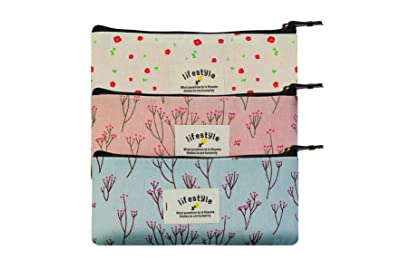 5a27945713ce Best Rated in Cosmetic Bags & Helpful Customer Reviews - Amazon.com