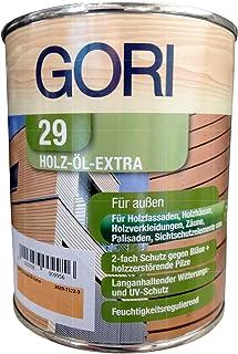 Gori 29 Holz-Öl-Extra - 750ml Bangkirai