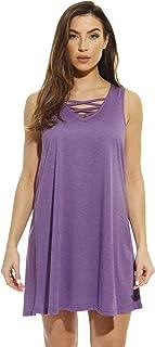 Just Love Short Trapeze Dress Summer Dresses