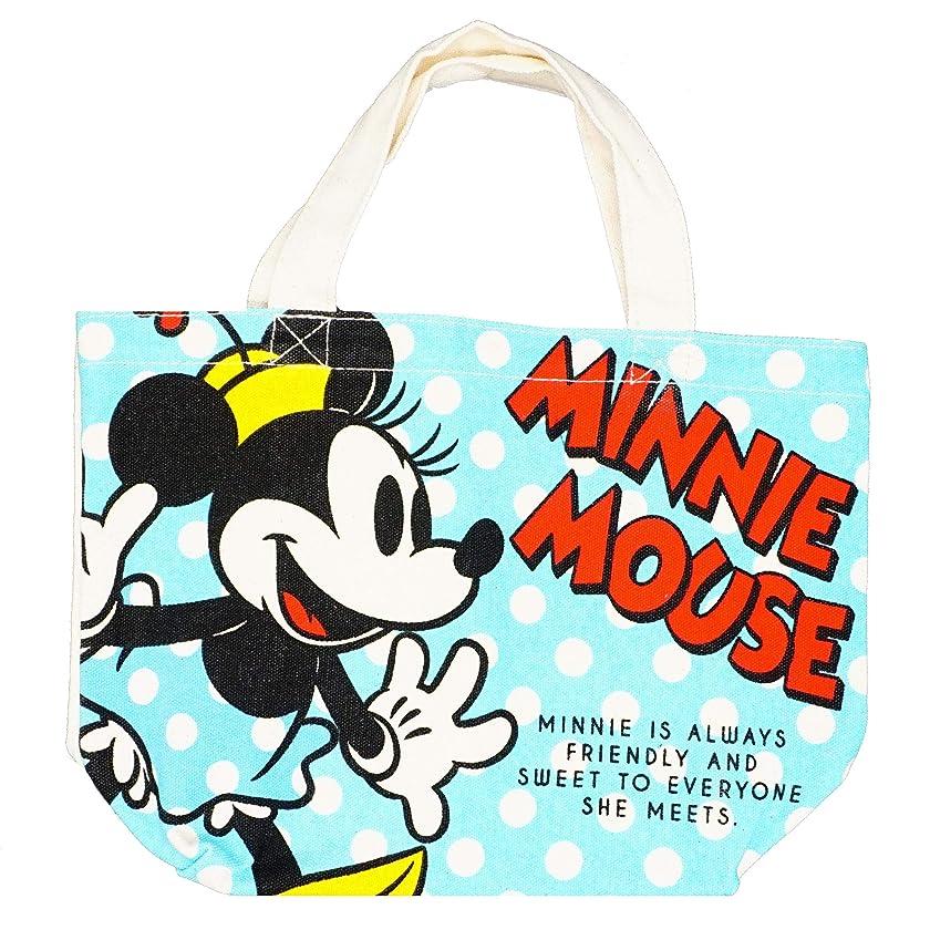 聡明製品名詞【 トートバッグ ランチバッグ 】 ミニーマウス
