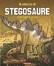 Stégosaure: Le dinosaure à cuirasse (Dino BD, 7) (French Edition)