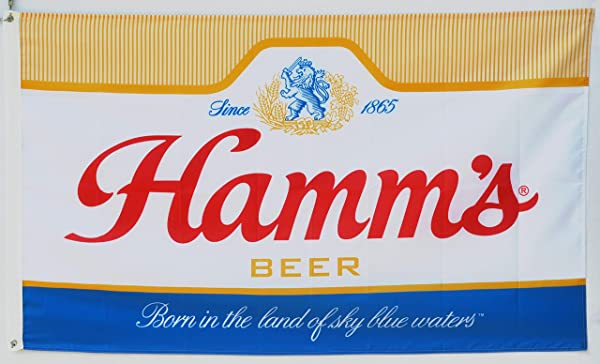 Astany Hamm S Beer Flag 3X5FT Banner Bar Navel