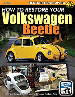 vw beetle restoration