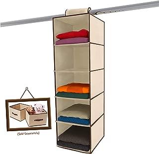 Best hanging closet organizer with zipper Reviews