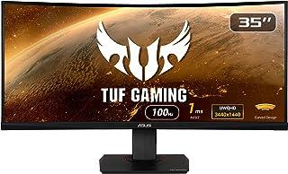 ASUS VG35VQ TUF Gaming - Monitor de Gaming de 35