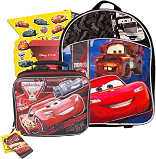cars mater backpack