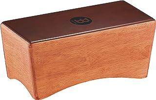 Meinl Bongo Cajon Box Drum with Sneres داخلی - در چین ساخته نمی شود - فوق العاده طبیعی بازی کردن سطح زمین و بدنه چوب سخت ، گارانتی 2 ساله (BCA1SNT-M)