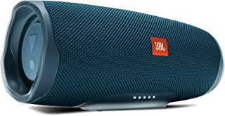 JBL Charge 4 Powerful Portable Speaker with Built-in Power Bank (Blue)