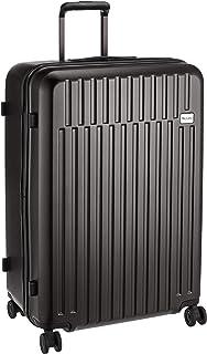 [サンコー] スーツケース フレーム WIZARD 双輪 軽量 WIZA-69【Amazon.co.jp限定】 96L 69 cm 4.5kg ブラック