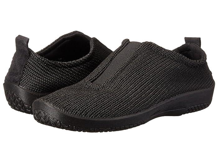 Arcopedico  ES (Black) Womens Slip on  Shoes