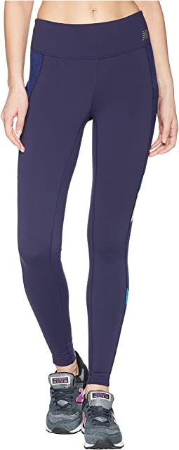New Balance - Premium Perf Fashion Tights