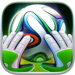 The Best Goalkeeper Game in Android Run on Both Phone and Tablet 32 World Cup Teams for Your Choice Realistic World Cup Kits Brilliant 3D Images A Variety of Soccers Dazzling VFX Pleasant Sound and Music Simple and Intuitive Operation Continuously Up...