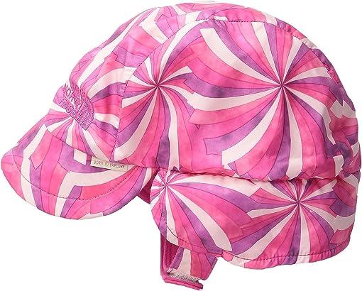 Cha Cha Pink Pinwheel Print (Prior Season)