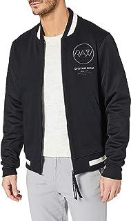 G-STAR RAW Men's Baseball Zip Through Sweatshirt
