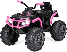 Best Choice Products 12V Kids Electric 4-Wheeler ATV Quad Ride On Car Toy w/ 3.7mph Max..