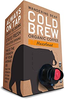growler cold brew coffee