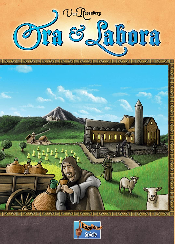 Lookout Games 44  Ora et labora