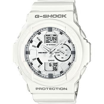 [カシオ] 腕時計 ジーショック GA-150-7AJF ホワイト