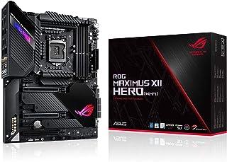 لوحة الأم للألعاب ASUS ROG Maximus XII Hero Z490 (واي فاي 6) LGA 1200 (Intel® 10th Gen) ATX (14+2 مرحلة طاقة، DDR4 4800+، ...