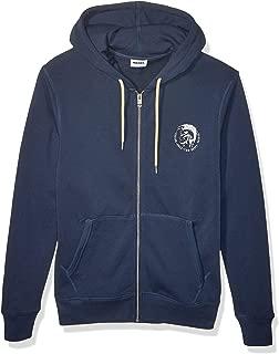 diesel zip up hoodie