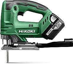 HIKOKI (5,0) -(HSCIII) CJ18DA (5,0 Ah) Sierra de calar, verde y negro