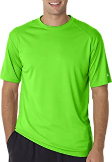 4120 - B-Dry Core T-Shirt with Sport Shoulders