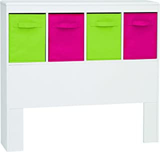 4D Concepts Girls Zany Storage Headboard