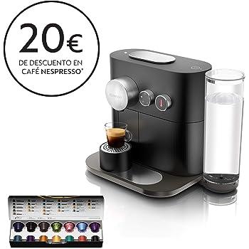Nespresso Krups Expert XN6008 - Cafetera monodosis de cápsulas Nespresso, controlable con smartphone mediante ...