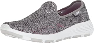 Skechers Go Walk Cool Side-Logo Water-Resistant Slip-On Running Sneakers for Women
