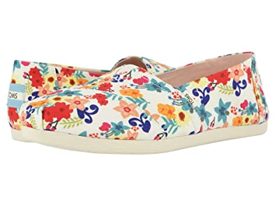 TOMS Alpargata (Natural 3) Women