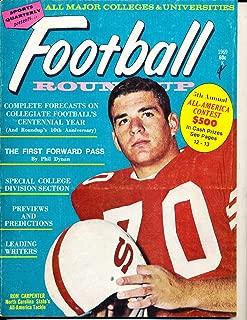 1969 Football Roundup Ron Carpenter North Carolina State Magazine ProFBmag2