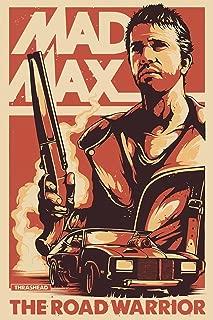 TST INNOPRINT CO Mad Max Road Warrior Movie Fan Art Poster 24x36