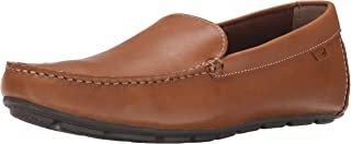 Sperry Wave Driver Venetian Men's Loafer Flats, Tan, 8 US
