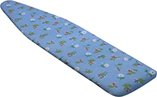 Honey-Can-Do INTL INC IBC-08259 Floral Pattern Deluxe Ironing Board Cover 6-millimeters 54-inches x 15-inches x 0.25-inch