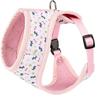 Mile High Life Dog & Cat | Fit Easy Vest Harness | No Choke Pull Step-in | Breathable Soft Mesh | Comfort PaddingPuppy Training Halter