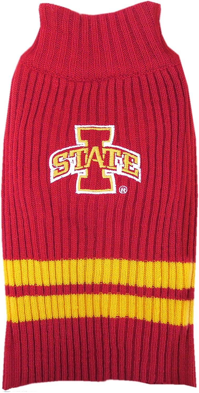 Pets First Iowa State Sweater, Medium