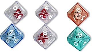 Koplow Games 10 Sided Double Dice
