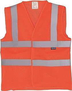 Yoko Hi-Vis Open Mesh Vest/Jacket