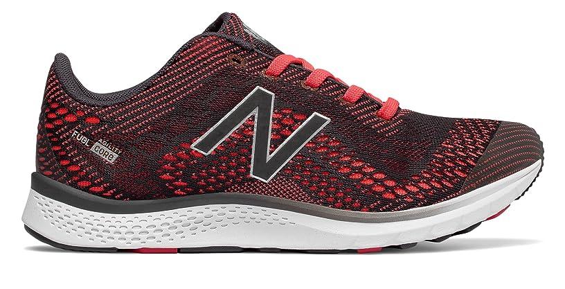 アラブ慣性お互い(ニューバランス) New Balance 靴?シューズ レディーストレーニング FuelCore Agility v2 Energy Red with Phantom レッド US 9 (26cm)