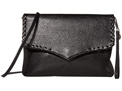 The Sak Legend Clutch Crossbody by The Sak Collective (Black) Handbags
