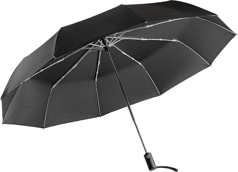 パール金属 大きい折りたたみ傘 N-7544
