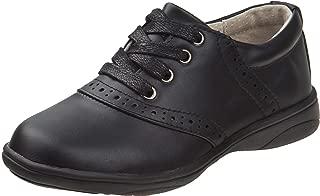 ' Lace Up School Uniform Saddle Shoes (Little Kid/Big Kid)