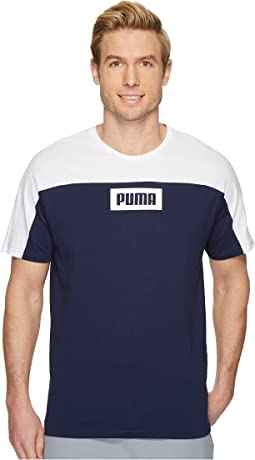 PUMA - Rebel Block Tee