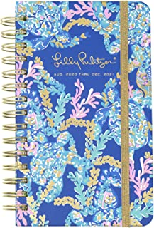 $20 » Lilly Pulitzer Medium 2020-2021 Planner Weekly & Monthly, Dated Aug 2020 - Dec 2021, 17 Month Hardcover Agenda with Notes/...