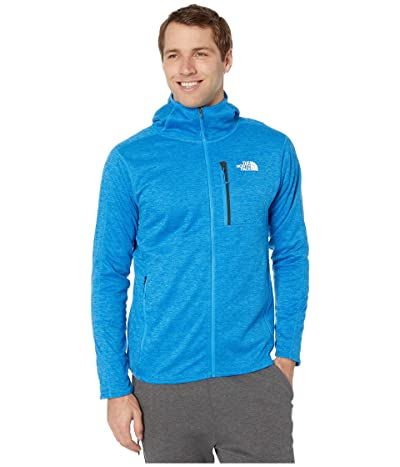 The North Face Canyonlands Hoodie (Clear Lake Blue Heather) Men