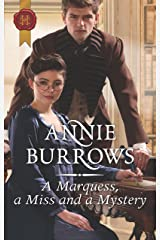 A Marquess, a Miss and a Mystery: A Regency Historical Romance Kindle Edition