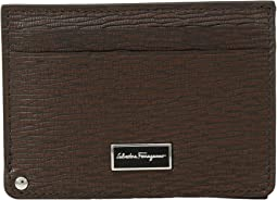 Salvatore Ferragamo - Revival 3.0 Credit Card Case - 660846