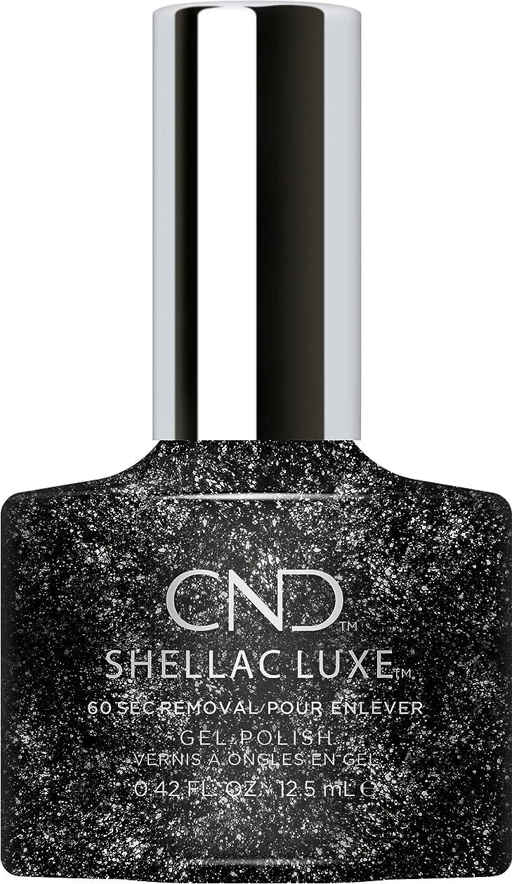 受粉する地域の植物学CND Shellac Luxe - Dark Diamonds - 12.5 ml / 0.42 oz