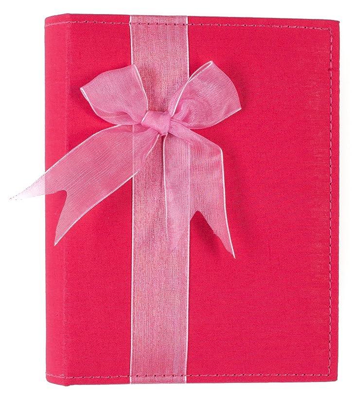 Pinnacle Purple or Pink Cloth Photo Album