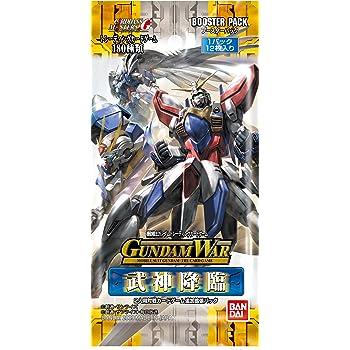 ガンダムウォー 22弾 【武神降臨】 ブースターパック BOX